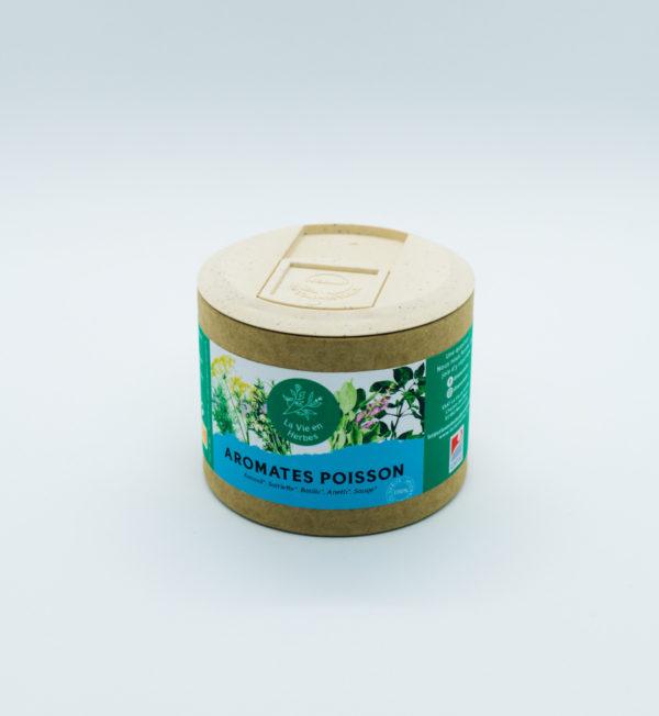 aromates poisson la vie en herbes