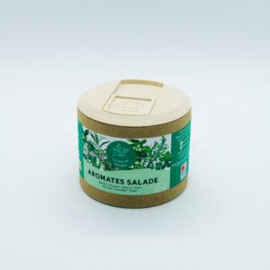 aromates salade la vie en herbes