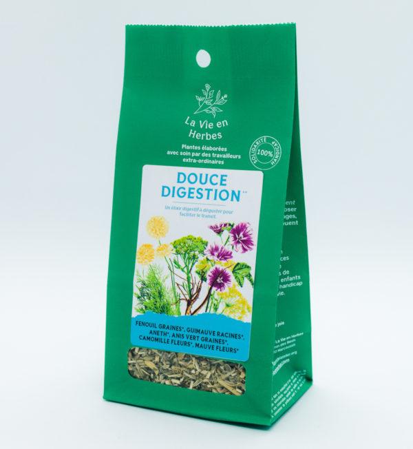 tisane la vie en herbes douce digestion