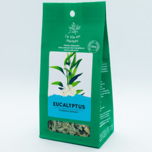 tisane la vie en herbes eucalyptus