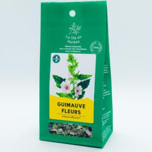 tisane la vie en herbes guimauve fleurs