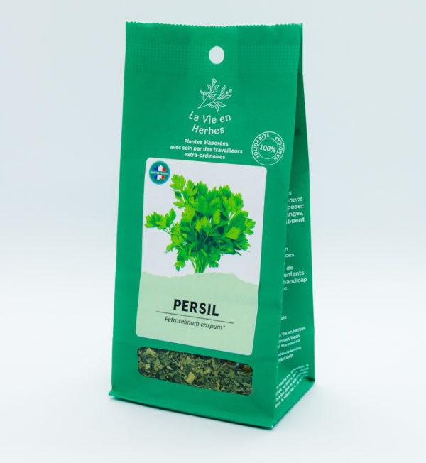 tisane la vie en herbes persil