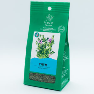 tisane la vie en herbes thym