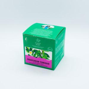 tisane la vie en herbes fraicheur tonique